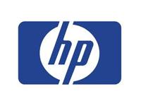 hp logo blue