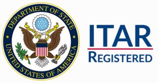 ITAR Registered Logo Lone Star