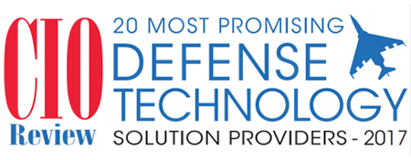 20 Most Promising Defense Technology Solution Providers